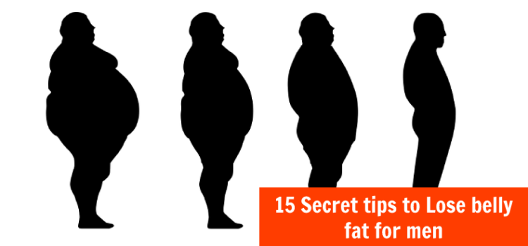 what is the secret to losing belly fat